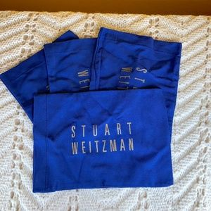 Stuart Weitzman Dust Bag 10.5 x 7.5